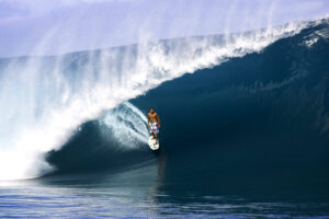 Andy Irons in actie